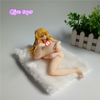 22cm Sexy Anime Action Figure Native Chie Lying Ver PVC 1/6 Scale Painted Figure Bathtub Girl Adult Kids Gift Doll