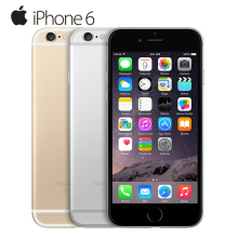 Original Apple iPhone 6 Dual Core IOS Mobile Phone 4.7′ IPS  1GB RAM 16/64/128GB ROM 4G LTE  Unlocked Used Cell Phone