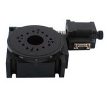 PX110-100 Máquina Eléctrica Rotativa, Óptico eléctrico Plataforma Giratoria, Etapa De Rotación motorizado, diámetro: 100mm rodamiento escala