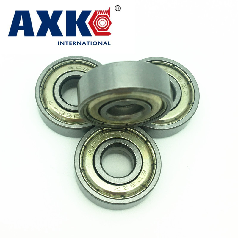 2019 Direct Selling Steel Ball Bearing Rodamientos Axk 500pcs lot 608 608z 608zz Abec 5 8x22x7