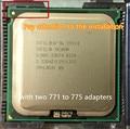 Original lntel Xeon E5410 Processor 2.33GHz/12MB/1333MHz/Quad Core Server CPU (works on LGA 775 mainboard 2 Pieces Free)