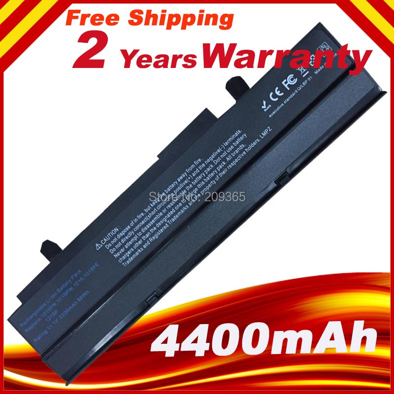 Laptop battery For Asus Battery Pack A32-1015 PC 1215B 1215N 1015b 1015 1015bx 1015px 1015P A31-1015 AL31-1015 все цены