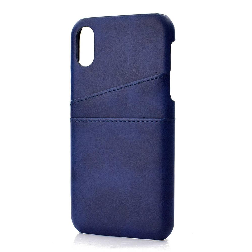 Luxury PU Leather Phone Case For iPhone XS MAX Slim Wallet Card Back Cover For iPhone 11 Pro MAX X XR XS MAX 8 7 6 6S Plus Coque