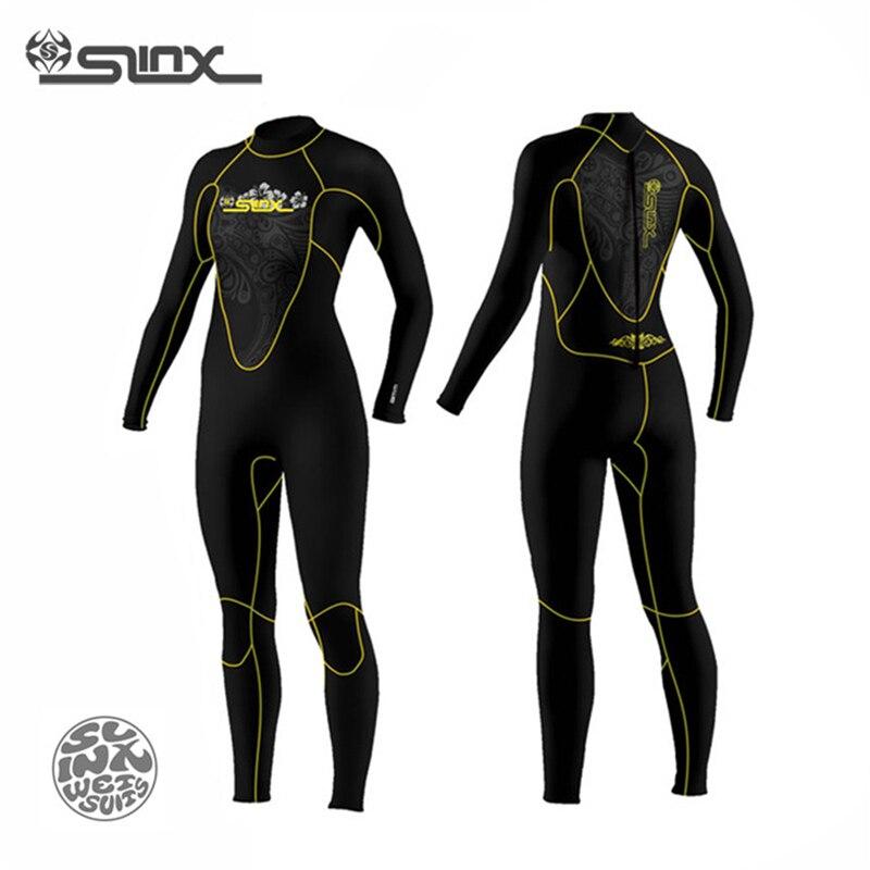 New Discover 1107 Women's Wetsuit Scuba Diving Swimming Windsurfing Snorkeling Fishing Neoprene 5mm Swimwear