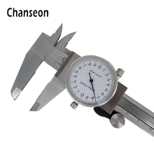 Big discount Chanseon Metric Gauge Measuring Tool Dial Digital Caliper 0-150mm/0.02mm Shock-proof Stainless Steel Precision Vernier Caliper