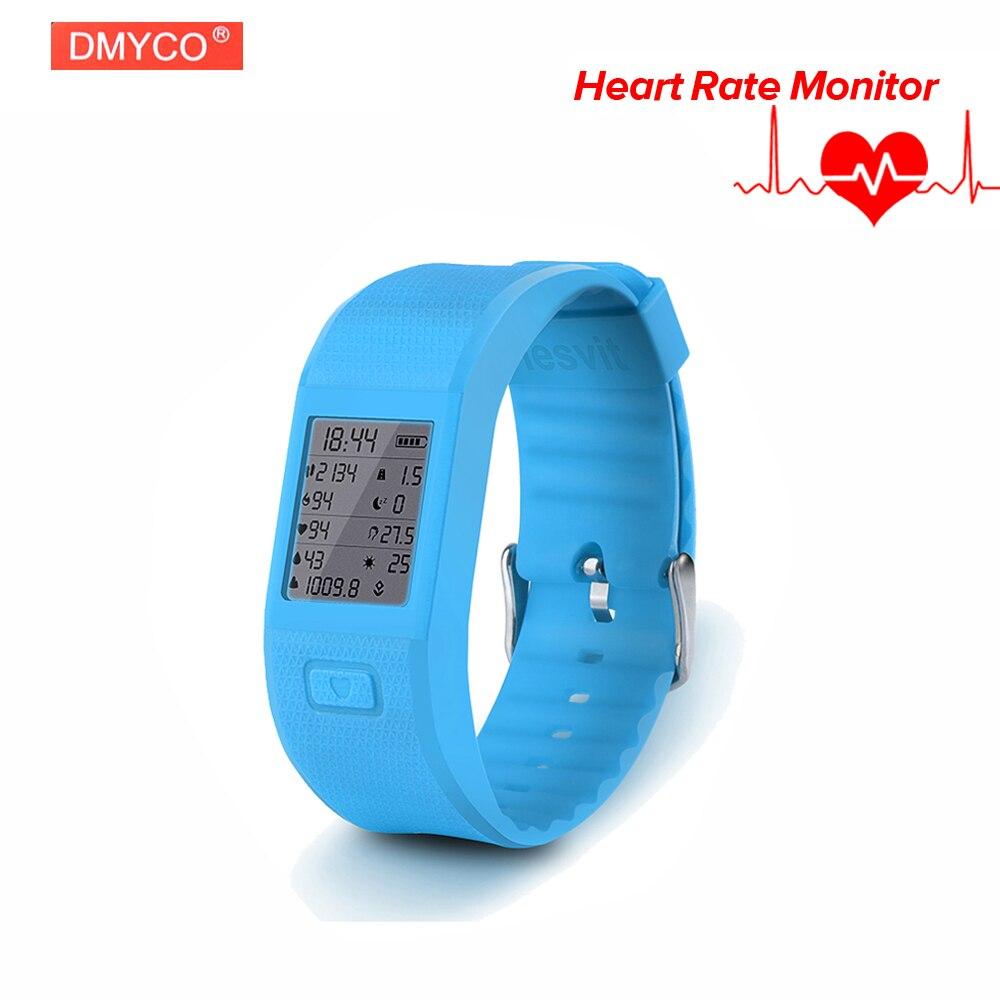 2017 Original Hesvit S3 Sport FitnessTracker Bracelet Pedometer Heart Rate Sleep Monitor Data Reminder Wristband for
