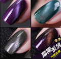DEAL ONLY LIMITED QUANTITY HURRY UP Cat Eye Nail Gel Polish Soak Off UV Gel Need Magnet Changing Color UV Gel Polish Varnish