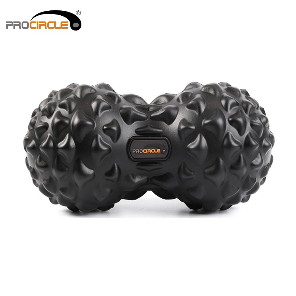ProCircle Kopfsteinpflaster Lacrosse Ball PU Fitness Bälle Für Yoga Massage Übung Trigger Therapie Muscle Relief