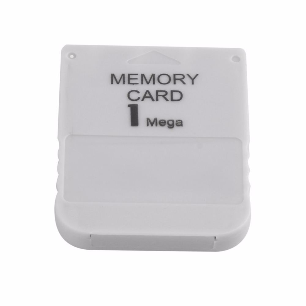1MB Memory Card For Playstation 1 PS1 PSX Game 1 MB image
