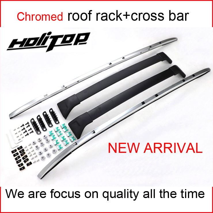 Nouveauté rail de toit ross bar + barres de toit pour Mazda CX-5 2017 2018 2019 +, garantie de qualité, fourni par ISO9001: 2008 fabricant