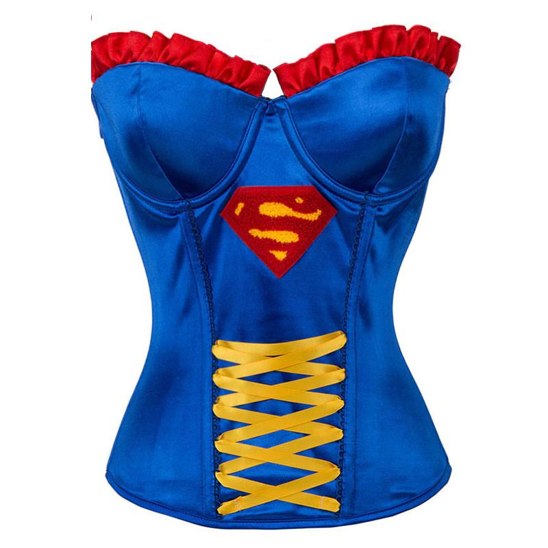 b8451baaa3 Buy corset superhero and get free shipping on AliExpress.com
