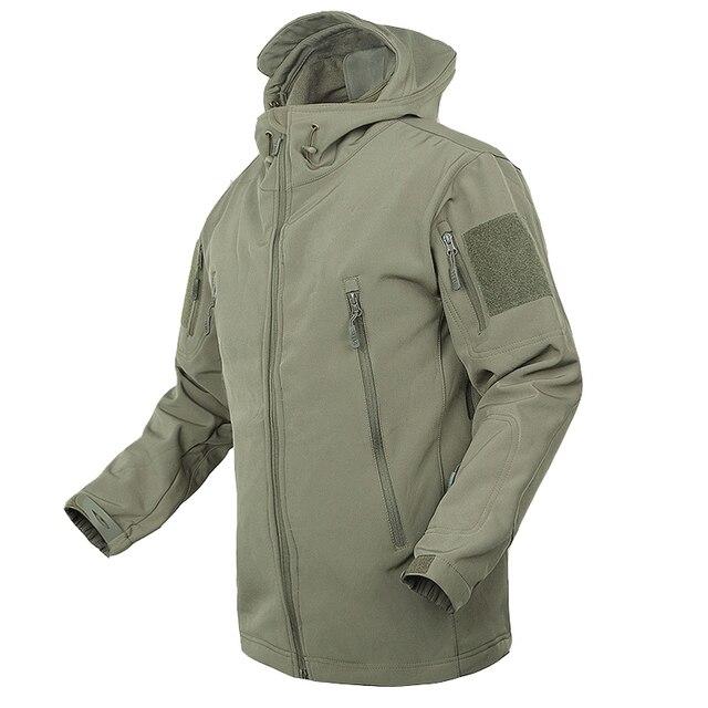 TAD Марка Куртка V4.0 Военная Тактическая Мужчины Куртка Скрытень Акула Кожи Soft Shell Водонепроницаемый Ветрозащитный Мужчины ветровка Куртка Пальто