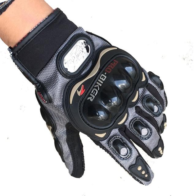 Pro Biker Motorcycle Gloves Women Men Full Finger Riding Motocross Motor Gloves Luva Motocicleta Sport Gloves S/M/L/XL/XXL