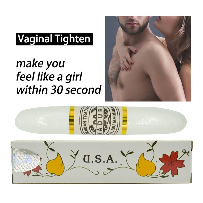 Vagina wand Hygiene Vagina Shrinking feminine hygiene vagina tightening stick Yam Pure natural plant Vaginal stick 30g S size