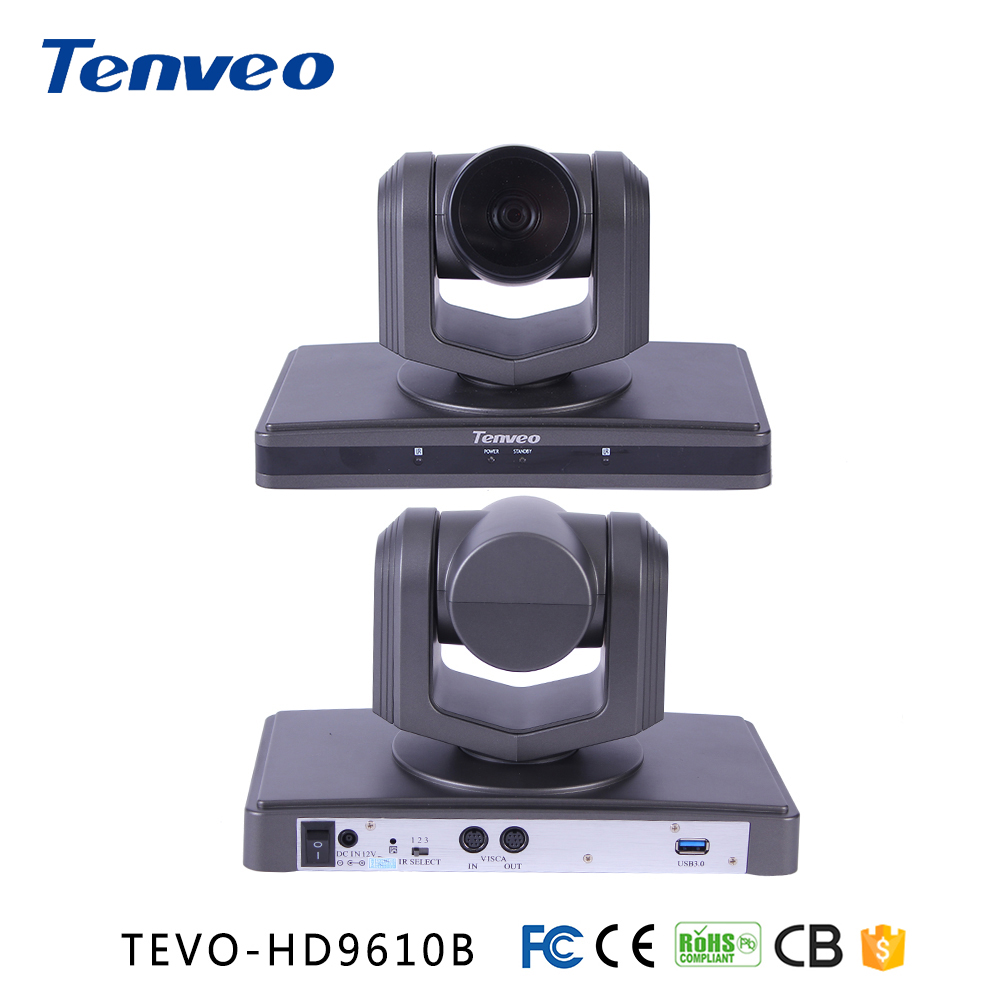10X optical zoom usb3.0 videooutput hd 1080p 720p video conference camera support VISCA,PELCO-D Protocol and conferencing system dannovo sony 20x zoom 1080p ptz video conference room camera support hd sdi hdmi ypbpr av video output visca pelco rs232 rs485