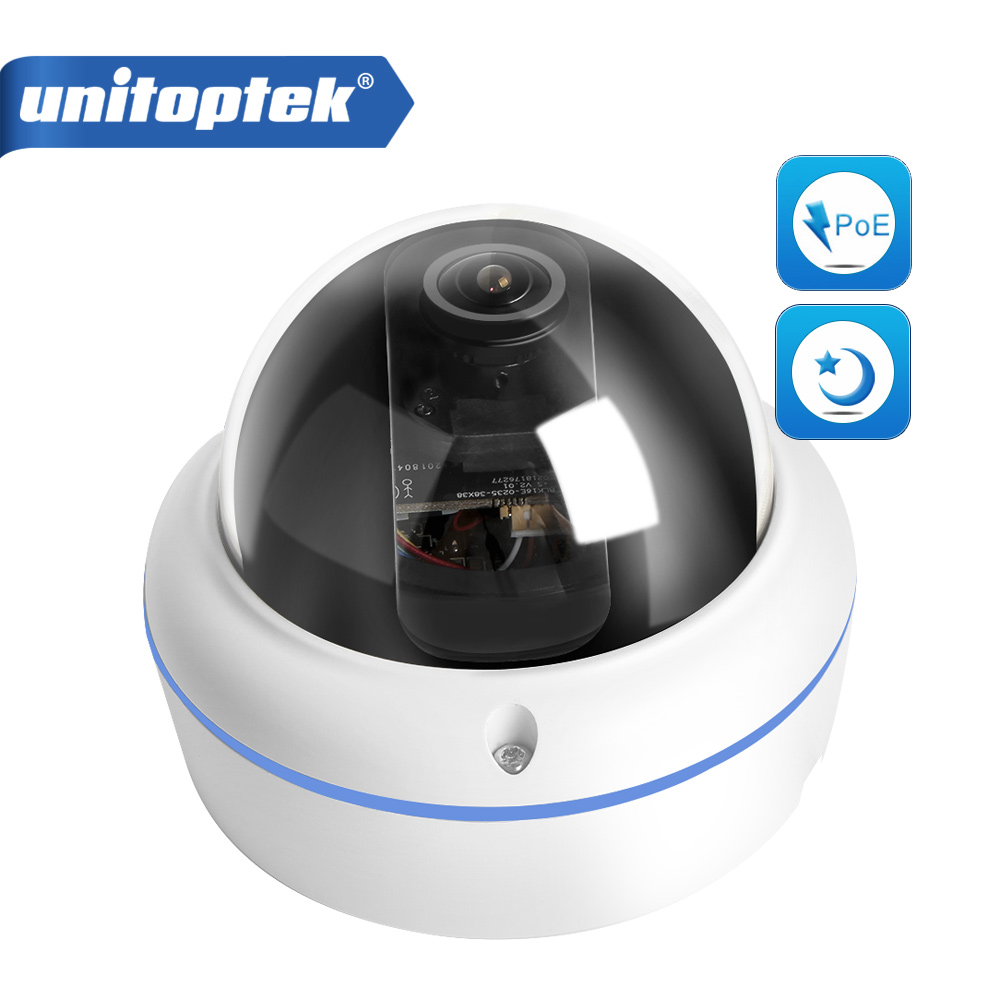 HD 2MP 1080P POE Starlight IP Camera Outdoor 0 0001Lux Day Night Full Color 5MP Fisheye