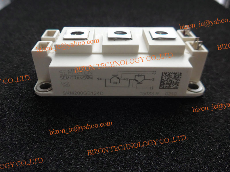 SKM200GB124D