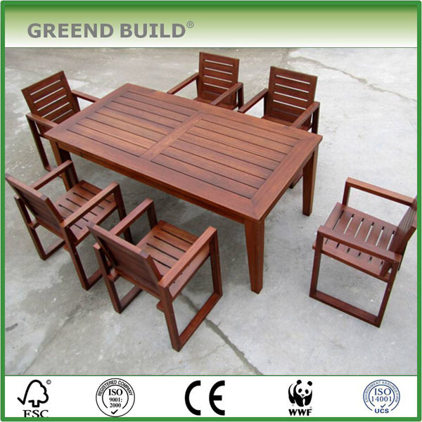 Cumaru used outdoor furniture - Cumaru Used Outdoor Furniture-in Garden Sets From Furniture On