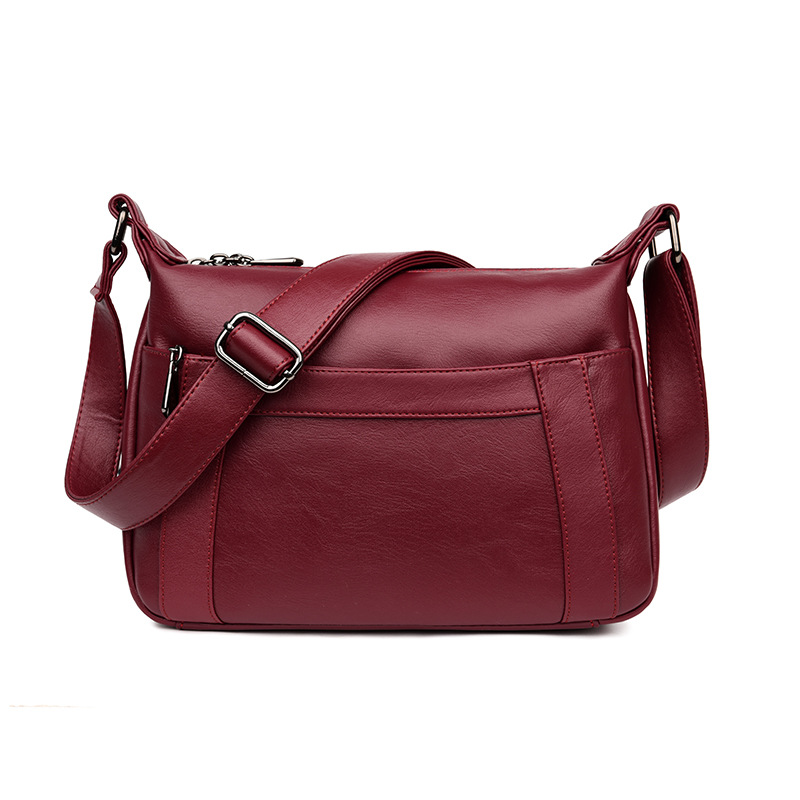 Offre spéciale livraison gratuite 2018 nouveau sac à bandoulière femme Europe et amérique zipper mignon dames sac à main de mode