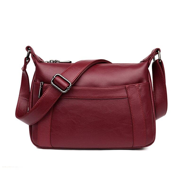 hot sale free shipping 2019 new shoulder bag female Europe and America zipper cute ladies bag fashion handbag
