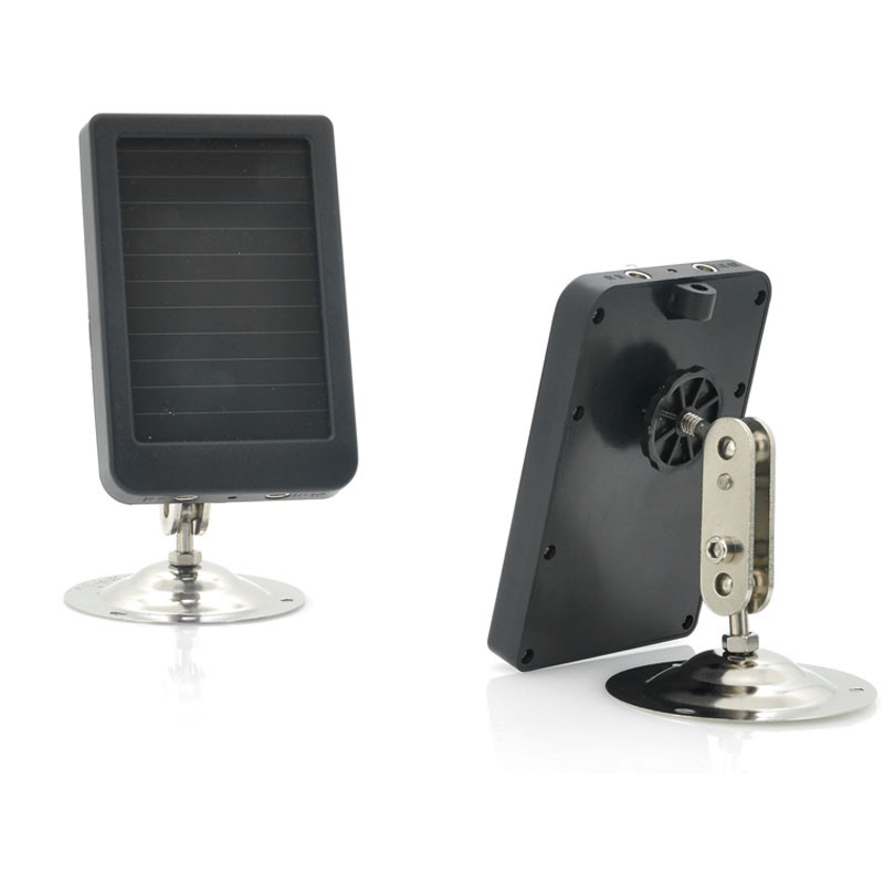 Suntek Chasse Caméras Panneau Solaire Batterie Chargeur D'alimentation Externe pour HC300M HC550M HC350M HC550G HC700G