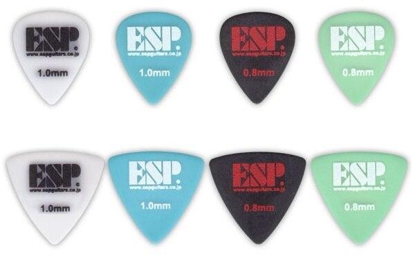 ESP Sand Pick Collection Guitar Plectrum, 1/piece
