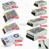 Switching Power Supply 5V Transformer 110V 220V AC to DC 5V 2A 6A 10A 20A 30A 40A 50A 60A 72A Driver