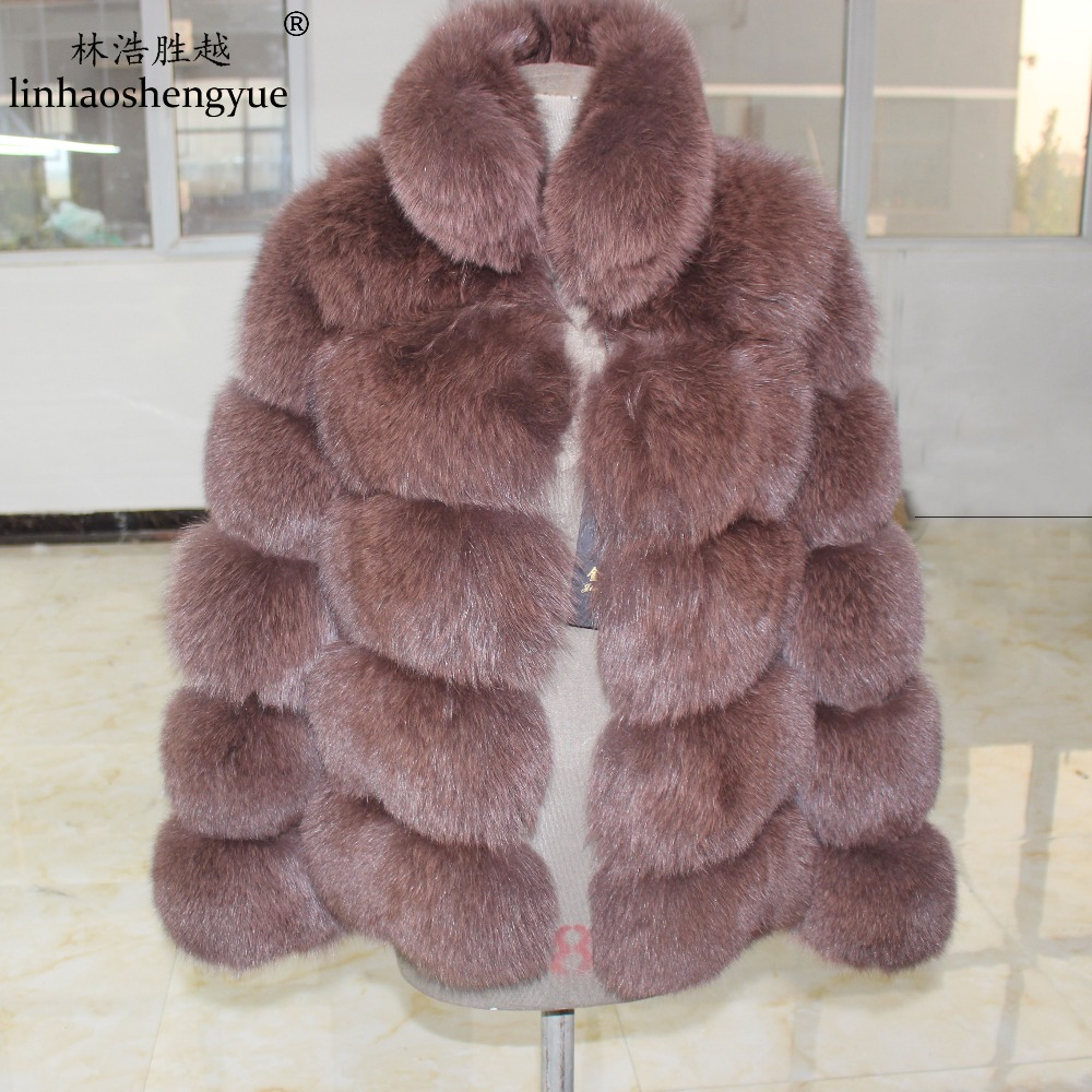 1 rose Col imitated Linhaoshengyue Red red green Hiver brown Natural Stand 2 wine dark Sable beige blue Fourrure Manteau Red khaki black Femmes Gray Réel 1 imitated gray pink silvery Color color Épaisse Renard De tqgqHr7f4
