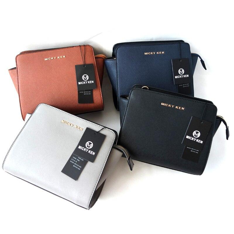 Micky Ken Brand 2019 New Women's Handbags Handbags Messenger Bag Chain Shoulder Retro Ladies Handbag Luxury Handbags