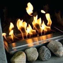 Inno Живой огонь 36 дюймов нержавеющая руководство био этаноловая каминная горелка