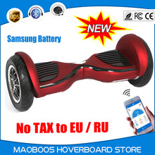 SM battery 2 wheels Hoverboard Self balance electric skywalker Motorized Ault big tire overboard oxboard electrico Hover board