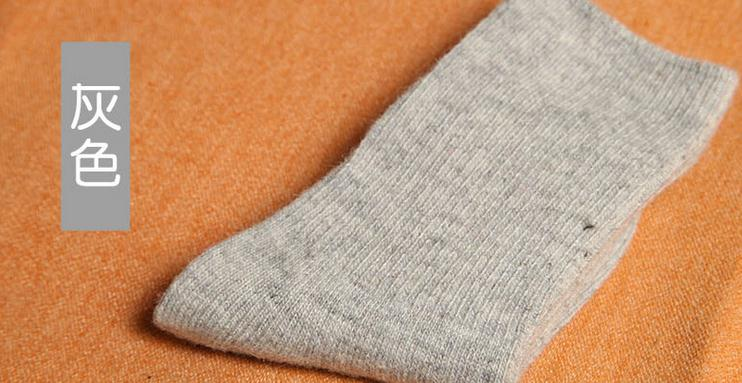 Upset the baby socks in winter Pure color wool tube in warm baby socks suitable for baby 6 color 3 to 5 years old 10pcs=5pair 10pcs top256yn top256 to 220 6