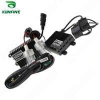 12v 100w D2S Car HID Conversion Kit HID xenon KIT car HID headlight with 100% AC ballast