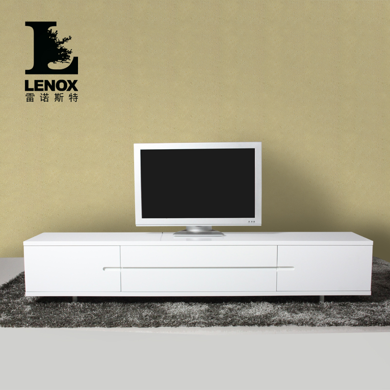 Smal Tv Meubel.Lenox Stylish Minimalist Modern Paint Aigui 2 M Living Room Tv