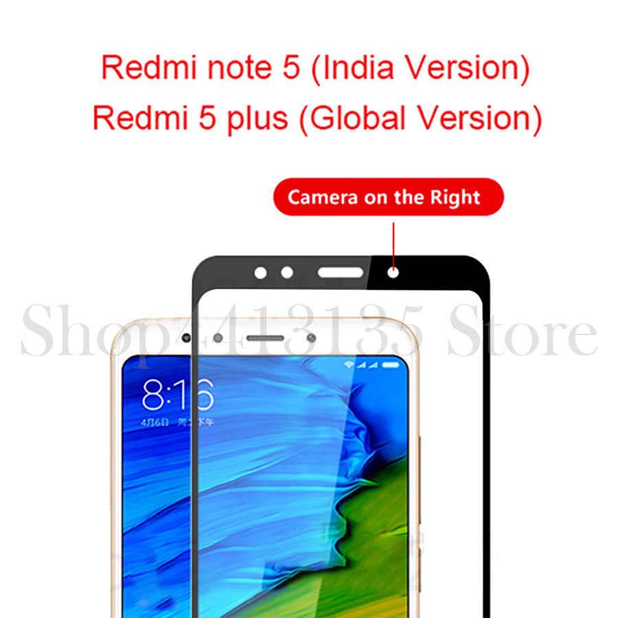 強化ガラス Xiaomi Redmi 5 5a 注 5 プラスプロ 5a 保護ガラス Redmi 注 5 プラスプロ 5a プロテクター Glas フルカバー