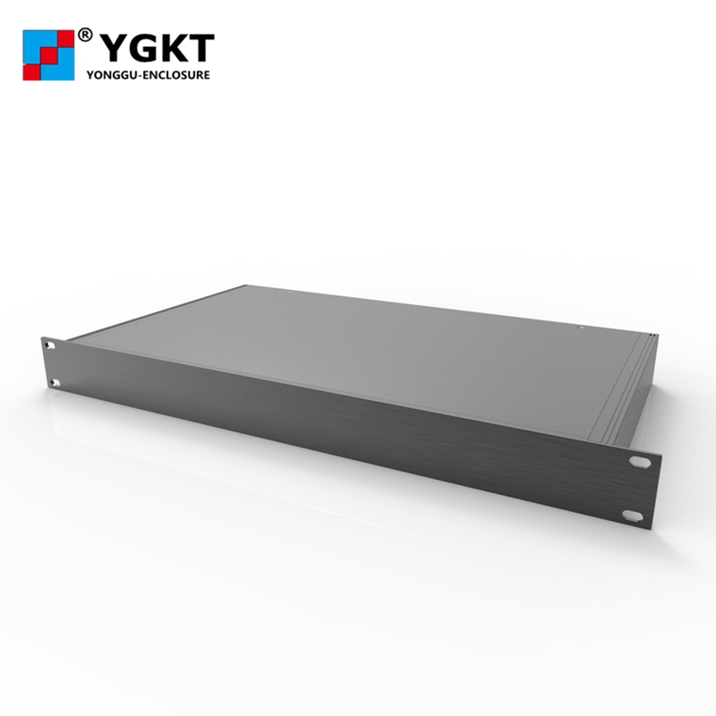 19 inch 1u rack mount chassis rackmount chassis server case new 2u550mm chassis monitor support 19 inch rack industrial computer server case