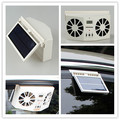 2015 Hot Sale Solar Sun Power Car Auto Air Vent Cool Fan Cooler Ventilation System Radiator,Can be use battery car Air Purifiers
