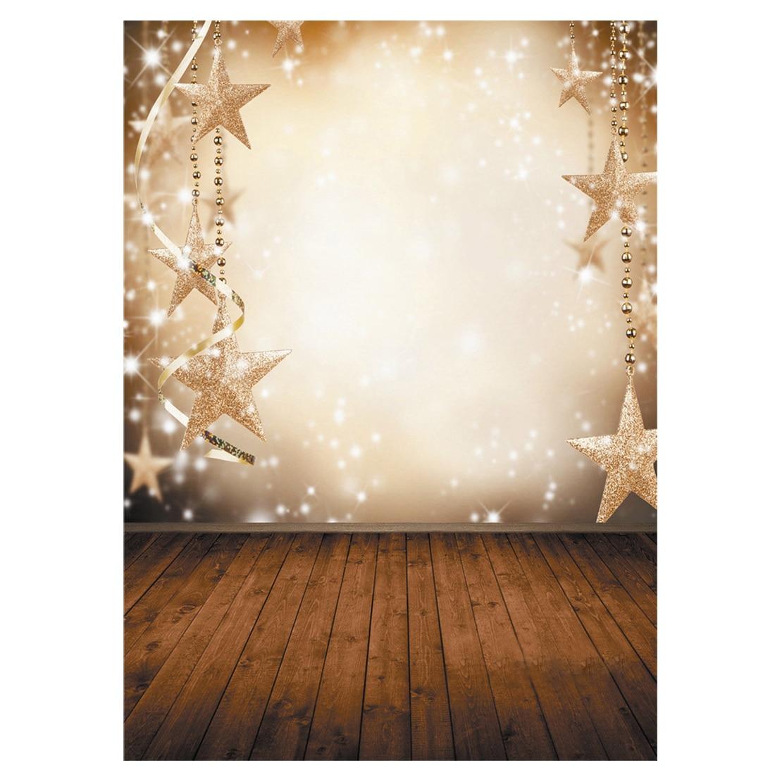 Christmas Thin Vinyl Backdrop Photography Prop Snow Photo Background 5x7ft shengyongbao 300cm 200cm vinyl custom photography backdrops prop christmas background digital ntwu 4041