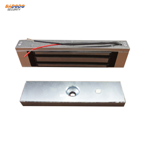 Image 2 - DC12V electromagnetic lock electric magnetic lock 180Kg 350Lbs holding force for glass door access control