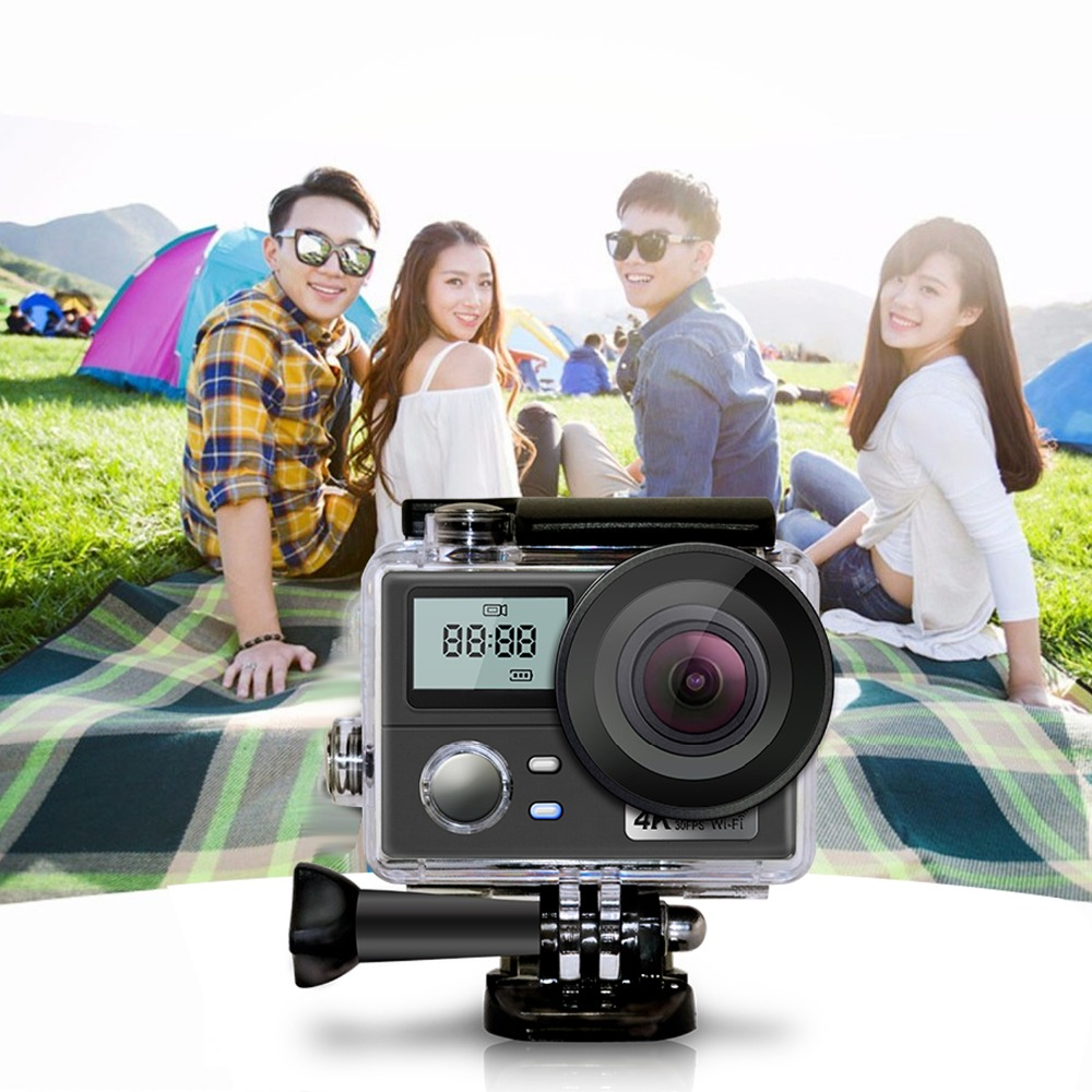 selfie 4K Sport Action Camera Full HD WIFI 16MP