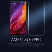 Xiaomi mi x 2/S Закаленное стекло протектор экрана Nillkin amazing H + PRO нанометр Анти-взрыв 2.5D стеклянная пленка