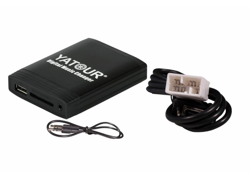 Yatour USB SD AUX Adapter for Honda Goldwing GL1800 SC47