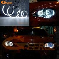 Excellent Ultra Bright Illumination CCFL Angel Eyes Kit For Proton Gen 2 2004 2013 Halo Ring