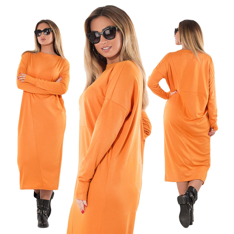 9d6cf7b5800d2 Maternity Dress 2018 New Hot Sale Milk Stretch Large Size Pregnancy Clothes  for Pregnant Women Clothing Vestido YFQ226-in Dresses from Mother & Kids on  ...