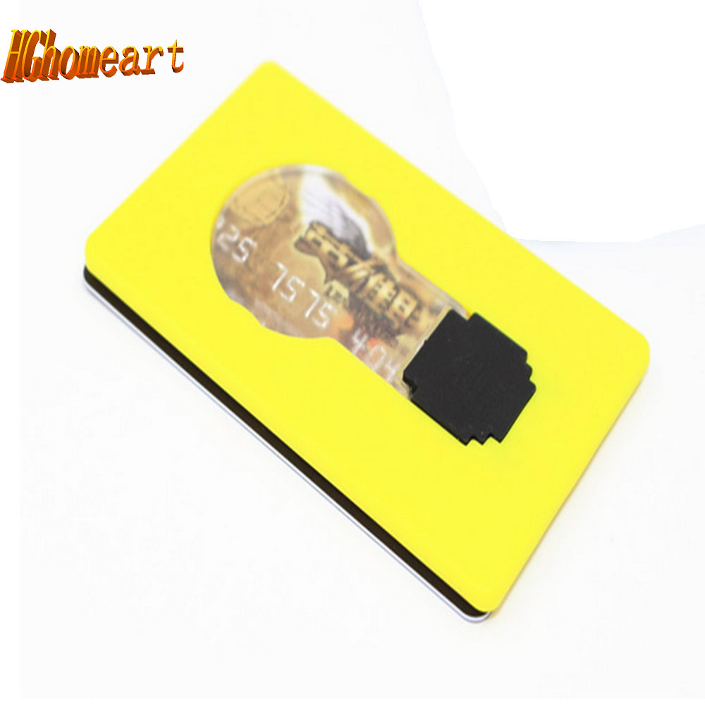 portable led card pocket light bulb lamp wallet size new design nightlight children 39 s led night. Black Bedroom Furniture Sets. Home Design Ideas