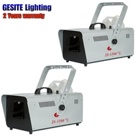 High Quality 1500W Shaved stage Snow Machine For Romantic Occasion