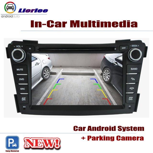 Lecteur DVD de voiture pour Hyundai i40 2011 ~ 2019 IPS écran LCD Navigation GPS système Android Radio Audio vidéo stéréo