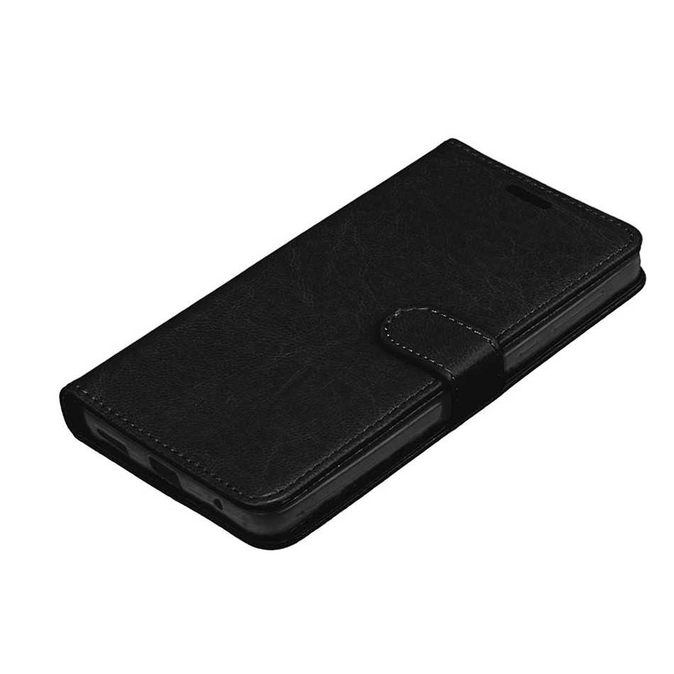 Deri cüzdan kılıf için Nokia 2 3 5 7 8 Lumia 630 640 XL 535 435 520 625 830 930 950 550 N630 N640 telefon kapağı ile mıknatıs