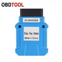 New Easy Key Maker for Honda Car Key Programmer with OBDII 16 Socket Support Both Transponder Key and Smart Key Registration