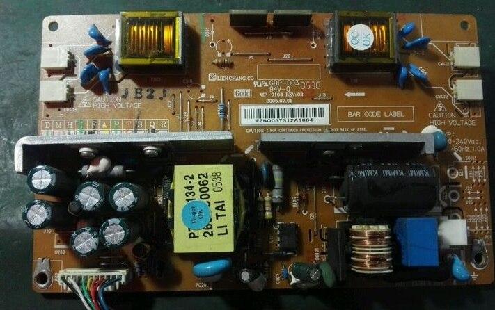 REV:2 6870TB69D11=GDP-003 AIP-0108 REV:02 Power Suppl For L1750 L1950SQ L1715S L717G
